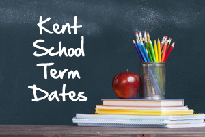 school term dates kent